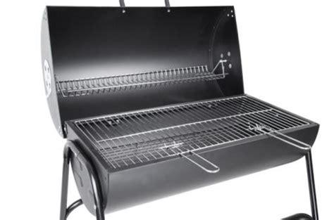 Zelf Barbecue Maken Metaal by Barbecue Tonneau Charbon De Bois Banquet 43 99