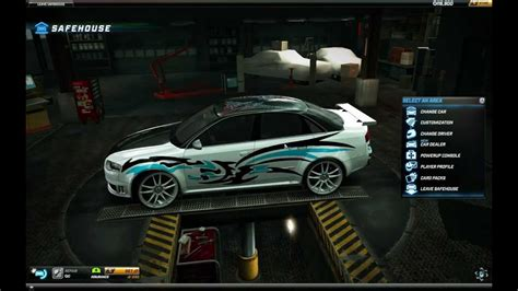 Audi Welt by Need For Speed World Audi Rs4