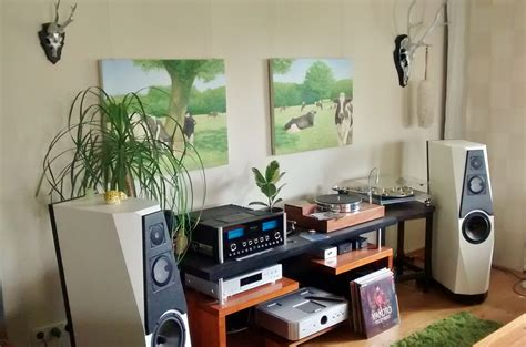 Wohnzimmer Hifi Anlage by Wohnzimmer Stereo Anlage Humblehifi Mcintosh Shanling