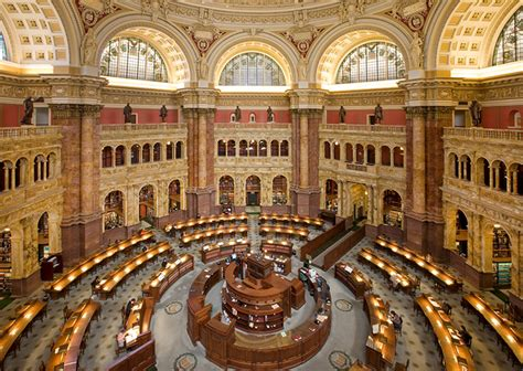 library of congress reading room happy 213th birthday library of congress library