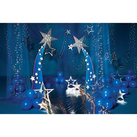 quinceanera themes moons and stars star party theme under the stars pinterest star