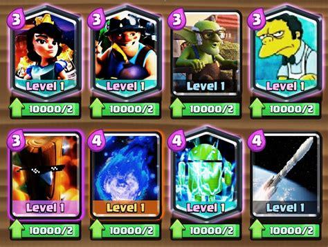 Clash Royale Legendary clash royale new server new cards legendary