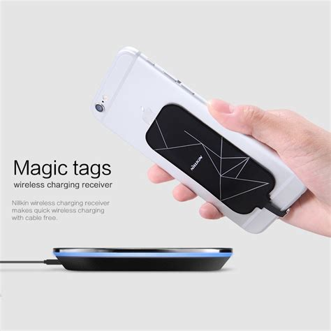 nillkin magic disk wireless charger apple iphone 7 plus