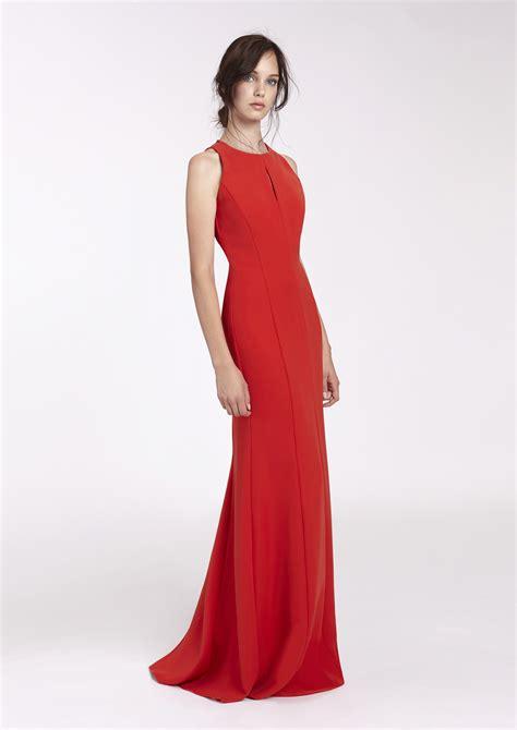 vestido largo rojo - Vestidor Largos