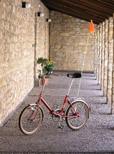 lade anni 70 hopf 228 llbar cykel