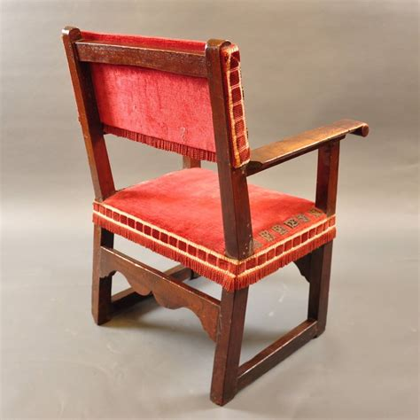Reclaimed Armchair by Antique Armchair De Grande Antique Furniture