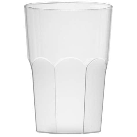 bicchieri in plastica dura bicchiere in plastica grande maxi da 1 5 litro