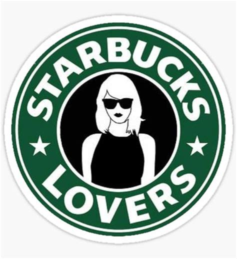 Starbucks Stickers