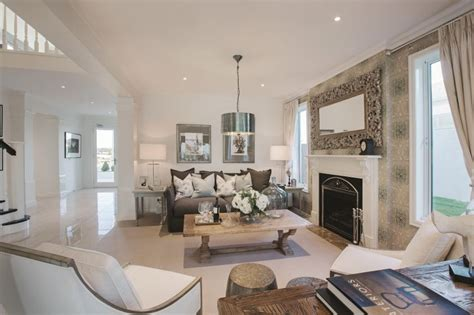 formal lounge room   classic hamptons interior style