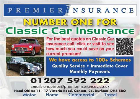 Garage Insurance Companies by Links Mg Northumbria