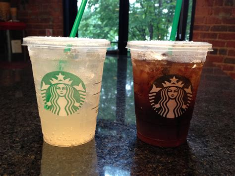 Handcrafted Soda - tell me all about your day starbucks handcrafted sodas