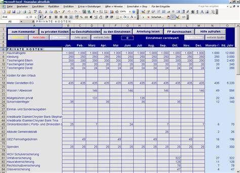 excel vorlage haushalt ausgaben einnahmen und ausgaben finanzplan in excel openpr