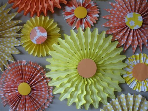How To Make Tissue Paper Pinwheels - how to make paper pinwheels the easy way design improvised