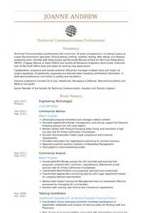 Biomedical Engineering Resume Sles by Sle Resume For Engineering Technician