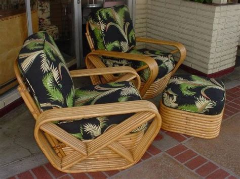 Vintage Bamboo Furniture by 11 Best Images About 50s Living On Bamboo