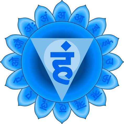 lotus flower number of petals the symbol for the 5th chakra is a lotus flower with
