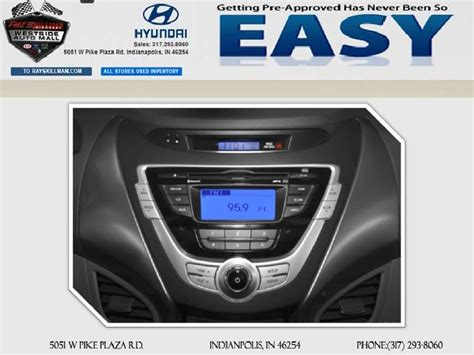 Hyundai Dealers Indianapolis by Car Auto Hyundai Dealers Used Cars Indianapolis