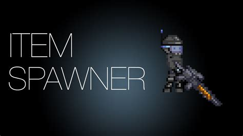Spawn Hw starbound item spawner