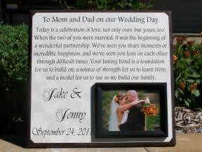 parent wedding gifts the wedding specialists