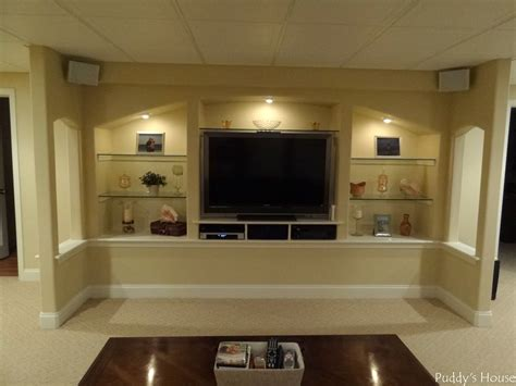basement entertainment ideas basement entertainment center ideas images frompo 1