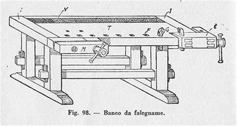 progetto banco falegname corso di falegnameria il banco
