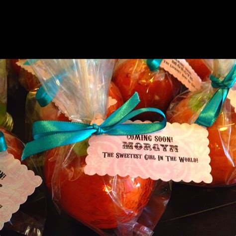 Apple For Baby Shower Favors by Apple Favors Baby Shower Circus Theme