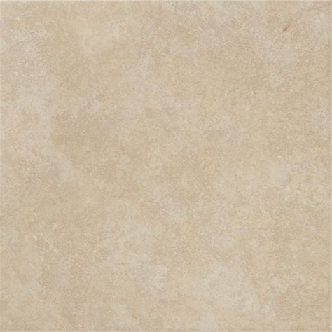 trafficmaster pacifica 12 in x 12 in beige ceramic floor and wall tile 15 sq ft case