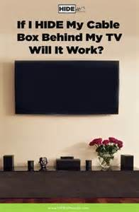 Wall Mount Tv Cable Organizer 1000 Ideas About Hide Cable Box On Pinterest Cable Box