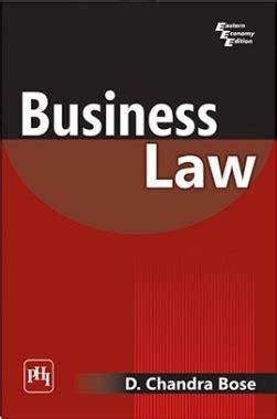 Business Legislation Mba Pdf by Business By Bose D Chandra Pdf Ebook