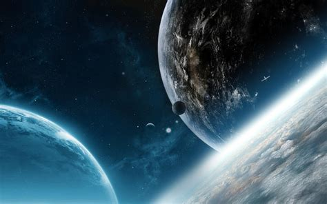 Sci Fi Planets | science fiction planets pics about space