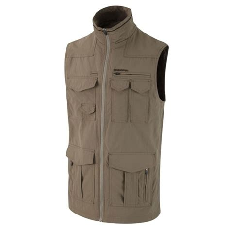 lowe s in sherman craghoppers s nosilife sherman gilet outdoorkit