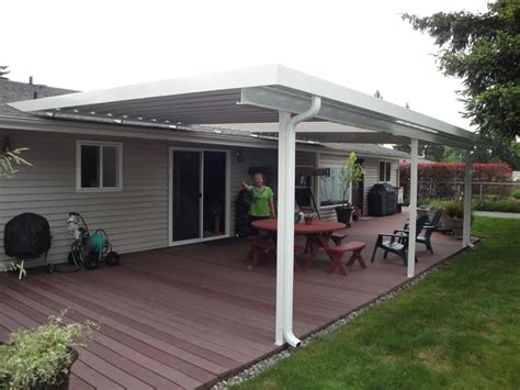 patio covers roof mounted exteriors west