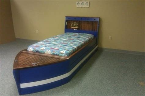 boat bed twin twin boat bed custom by chris davis lumberjocks