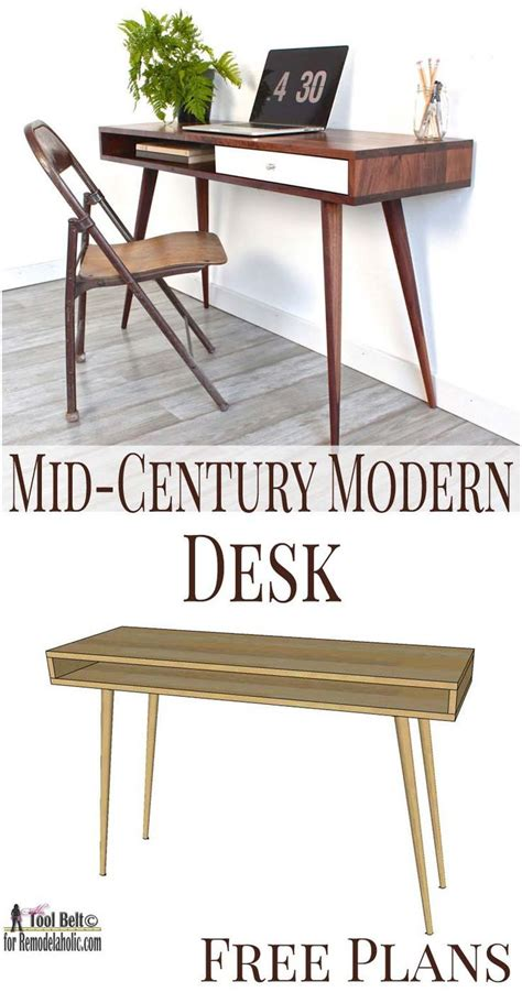 mid century modern diy 4103 best allstar woodworking diy build projects images