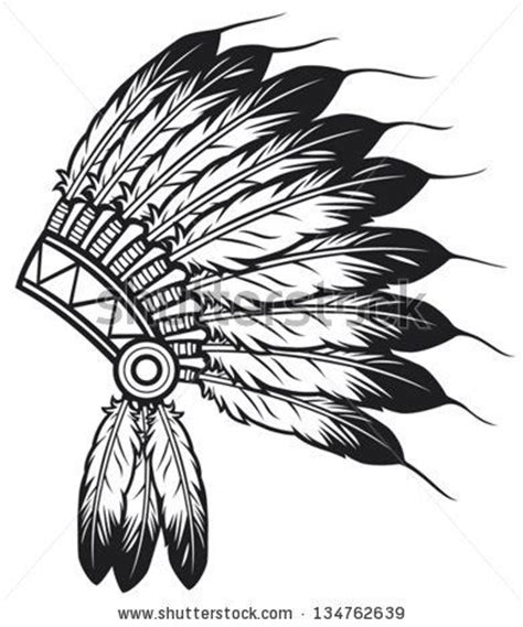 indian headdress template indian headdress stencil search diy