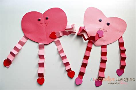 valentines crafts for kindergarteners 15 easy crafts for