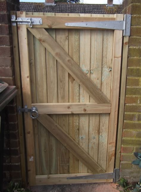side gate fixing kit ring latch chart fencing