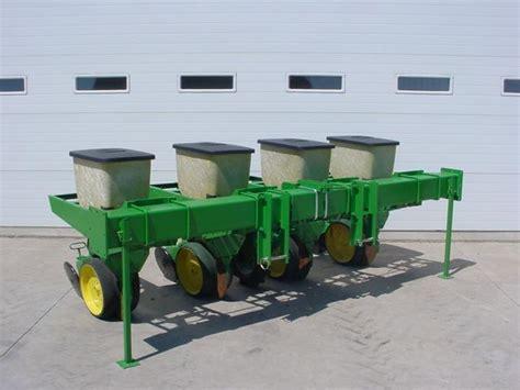 Quality Built John Deere Plot Planters By Ksfarms Ptci Food Plot Planter For Sale