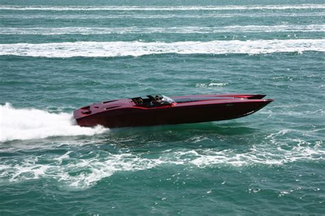 mti boat barrett jackson 2010 marine technology inc catamaran custom 44 performance