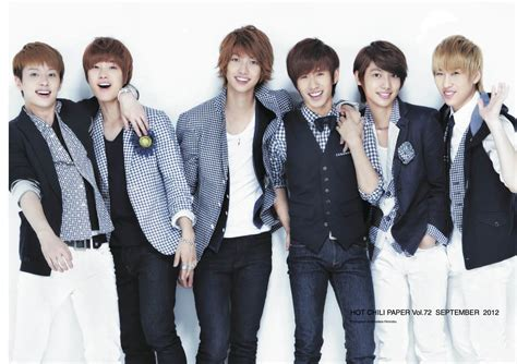 for boyfriend boyfriend chili papar japan magazine