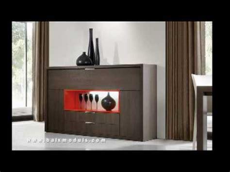 salones modernos mobiliario baixmoduls programa mileniumplus buffets youtube