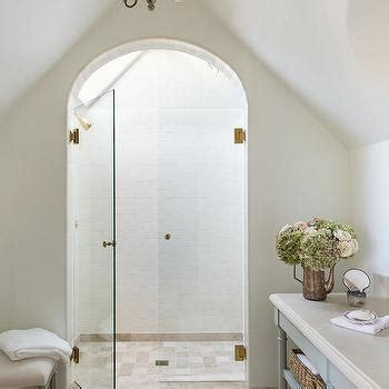 Arched Shower Door Bathroom Design Decor Photos Pictures Ideas Inspiration Paint Colors And Remodel Page 28