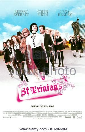 Brand And Colin Firth To In St Trinians by Rupert Everett Colin Firth St Trinian S The Legend Of