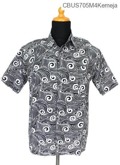 Kemeja Batik Parang Kombinasi K8088 baju batik sarimbit kemeja motif parang kemeja lengan