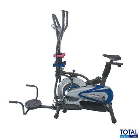 Sepeda Crosstrainer Elliptical Tl 600e harga treadmill jogja dan harga alat fitness jogja