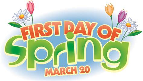 spring start first day of spring 2017
