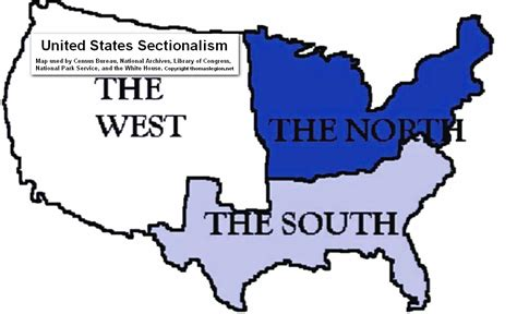 sectionalism definition us history causes of the civil war what caused the civil war