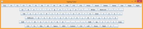 keyboard layout java how to show on screen keyboard using swing in java for