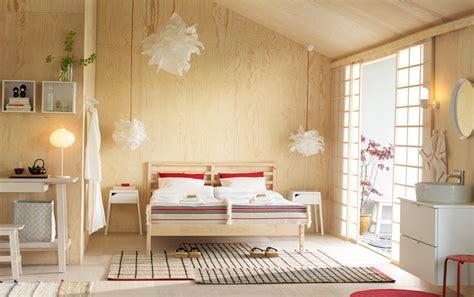 perabot bilik tidur katil tilam inspirasi ikea