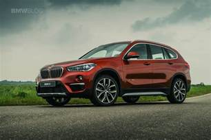 2017 bmw x1 orange edition special model in the